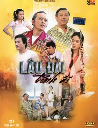 Lâu Đài Tình Ái | Phim Tâm Lý – Tình Cảm Việt Nam